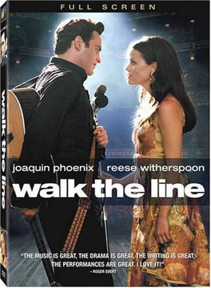 Bestselling Movies (2006) - Walk the Line (Full Screen Edition) by James Mangold