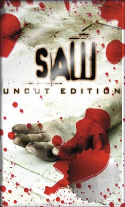 Bestselling Movies (2006) - Saw (Uncut Edition) by James Wan