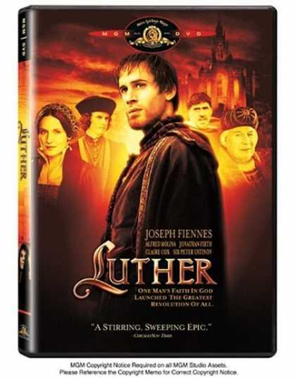 Bestselling Movies (2006) - Luther by Eric Till
