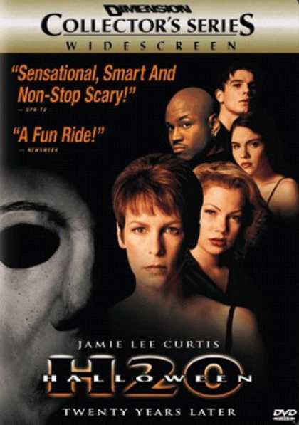 Bestselling Movies (2006) - Halloween H20 - Twenty Years Later (Dimension Collector's Series)