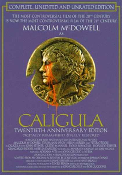 Bestselling Movies (2006) - Caligula (Unrated Version) by Tinto Brass
