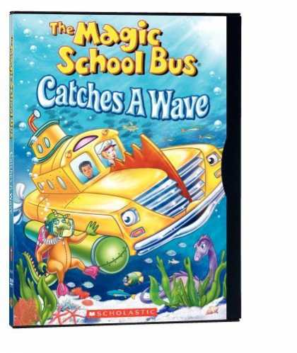 Bestselling Movies (2006) - The Magic School Bus: Catches a Wave by Larry Jacobs