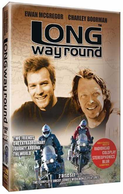 Bestselling Movies (2006) - Long Way Round