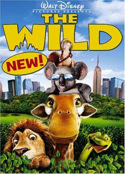 Bestselling Movies (2006) - The Wild