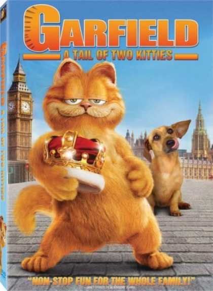 Bestselling Movies (2006) - Garfield - A Tail of Two Kitties by Tim Hill (III)