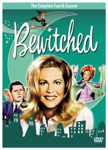 Bestselling Movies (2006) - Bewitched - The Complete Fourth Season