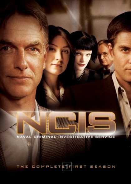Bestselling Movies (2006) - NCIS Naval Criminal Investigative Service - The Complete First Season
