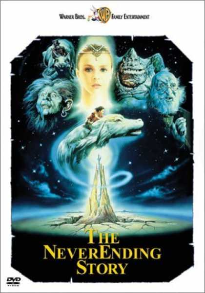 Bestselling Movies (2006) - The NeverEnding Story by Wolfgang Petersen