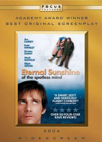 Bestselling Movies (2006) - Eternal Sunshine Of The Spotless Mind (Widescreen Edition) by Michel Gondry