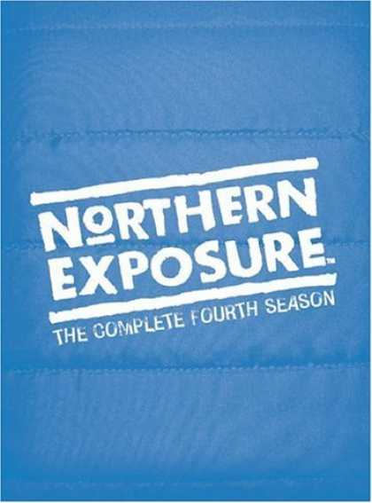Bestselling Movies (2006) - Northern Exposure - The Complete Fourth Season by Mark Horowitz