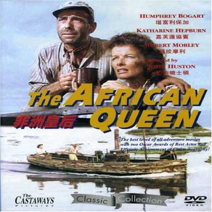 Bestselling Movies (2006) - African Queen