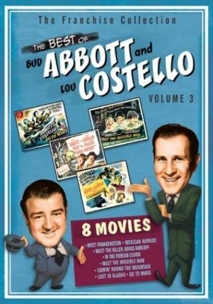 Bestselling Movies (2006) - The Best of Abbott & Costello - Volume 3 (8 Film Collection) by Charles Lamont