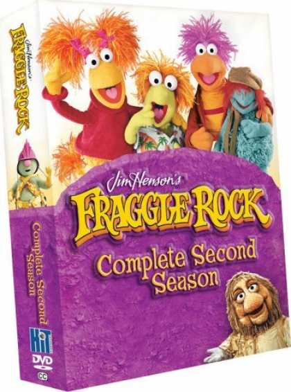 Bestselling Movies (2006) - Fraggle Rock: Complete Second Season