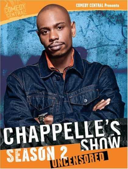 Bestselling Movies (2006) - Chappelle's Show - Season 2 by Andre Allen (II)