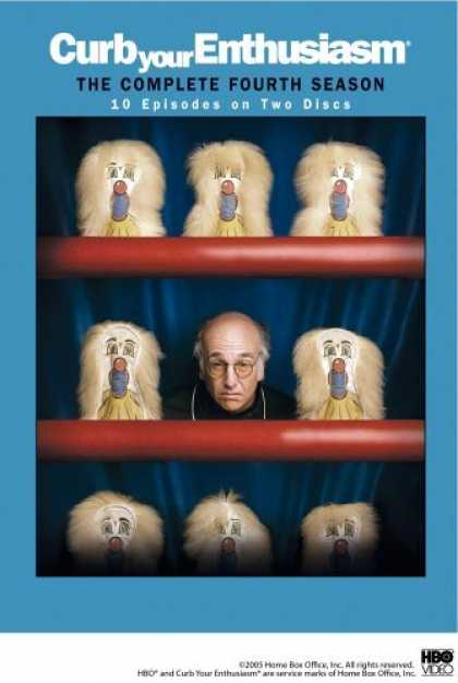 Bestselling Movies (2006) - Curb Your Enthusiasm - The Complete Fourth Season by Andy Ackerman