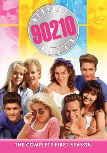 Bestselling Movies (2006) - Beverly Hills, 90210 - The Complete First Season