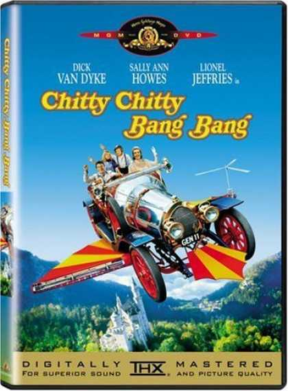 Bestselling Movies (2006) - Chitty Chitty Bang Bang (Full Screen Edition) by Ken Hughes