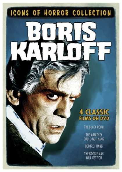 Bestselling Movies (2006) - Icons of Horror - Boris Karloff (The Boogie Man Will Get You/The Black Room/The