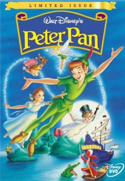 Bestselling Movies (2006) - Peter Pan (Limited Issue) by Hamilton Luske