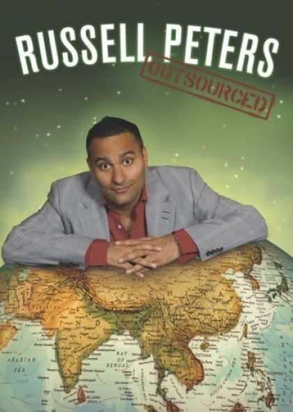 Bestselling Movies (2006) - Russell Peters - Outsourced