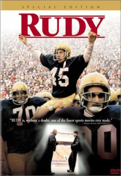Bestselling Movies (2006) - Rudy (Special Edition) by David Anspaugh