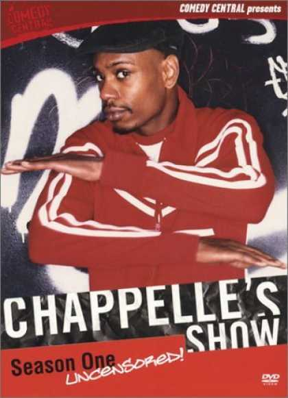 Bestselling Movies (2006) - Chappelle's Show - Season 1 by Andre Allen (II)