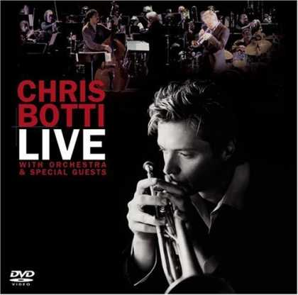 Bestselling Movies (2006) - Chris Botti - Live: With Orchestra And Special Guests  (DVD + Bonus CD Fanpac