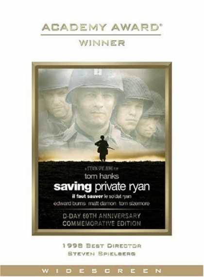 Bestselling Movies (2006) - Saving Private Ryan by Steven Spielberg