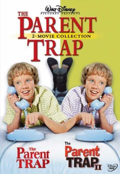 Bestselling Movies (2006) - The Parent Trap (1961) and The Parent Trap II (1986): 2-Movie Collection (2-Disc