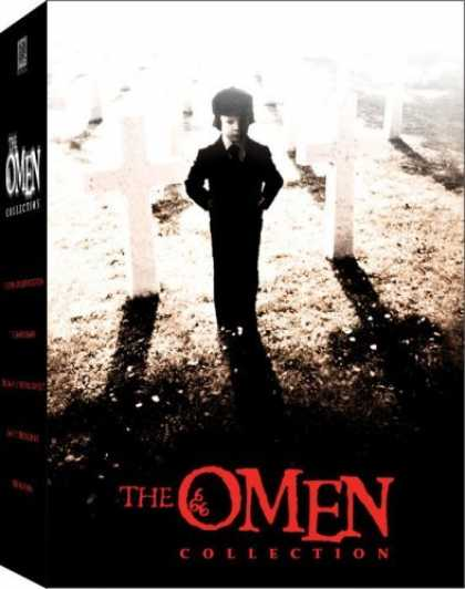 Bestselling Movies (2006) - The Complete Omen Collection (The Omen - 1976/ The Omen - 2006/ Damien: The Omen