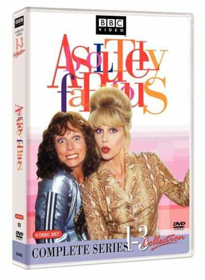 Bestselling Movies (2006) - Absolutely Fabulous - Complete Series 1-3 by Tristram Shapeero