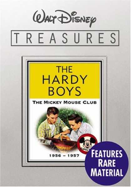 Bestselling Movies (2006) - Walt Disney Treasures - The Mickey Mouse Club Featuring the Hardy Boys