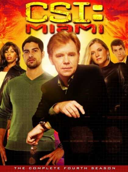 Bestselling Movies (2006) - C.S.I. Miami - The Complete Fourth Season by Mihai Mihalache