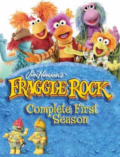 Bestselling Movies (2006) - Fraggle Rock - Complete First Season