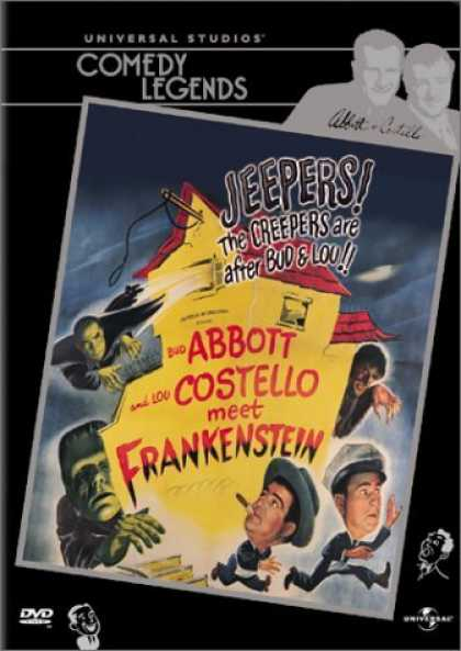 Bestselling Movies (2006) - Abbott & Costello Meet Frankenstein by Charles Barton