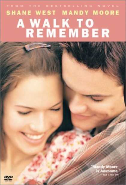 Bestselling Movies (2006) - A Walk to Remember