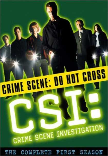 Bestselling Movies (2006) - C.S.I. Crime Scene Investigation - The Complete First Season