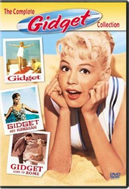 Bestselling Movies (2006) - The Complete Gidget Collection (Gidget / Gidget Goes Hawaiian / Gidget Goes to R