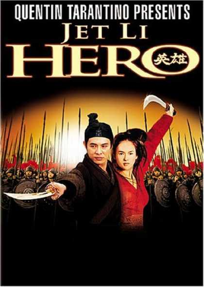 Bestselling Movies (2006) - Hero by Yimou Zhang
