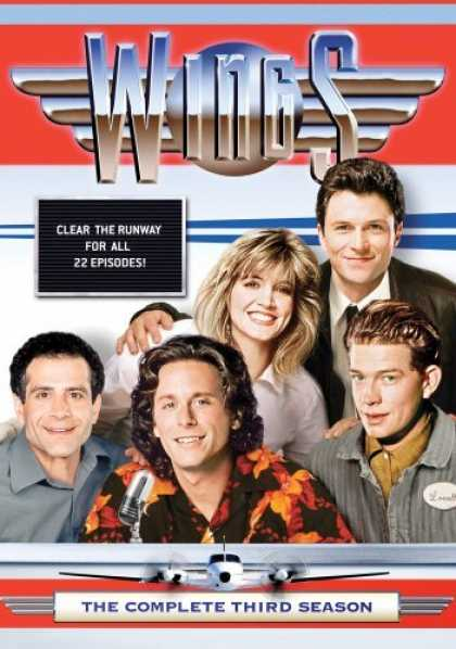Bestselling Movies (2006) - Wings - The Complete Third Season by David Lee