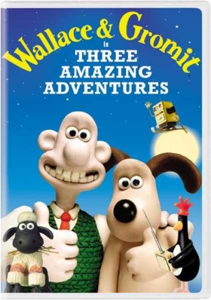 Bestselling Movies (2006) - Wallace & Gromit in Three Amazing Adventures by Nick Park