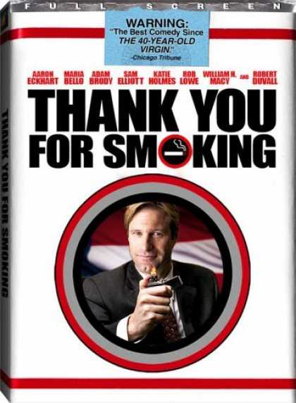 Bestselling Movies (2006) - Thank You for Smoking (Full Screen Edition) by Jason Reitman