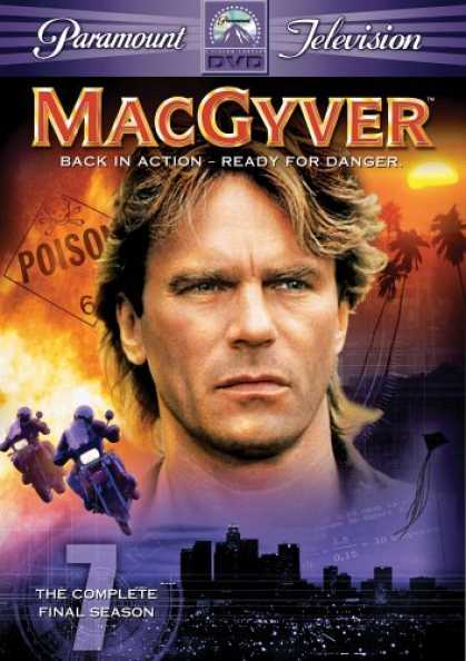 Bestselling Movies (2006) - MacGyver - The Complete Final Season by Cliff Bole