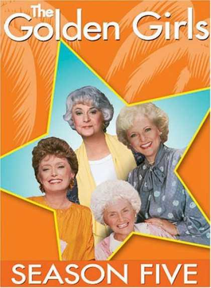 Bestselling Movies (2006) - The Golden Girls - The Complete Fifth Season