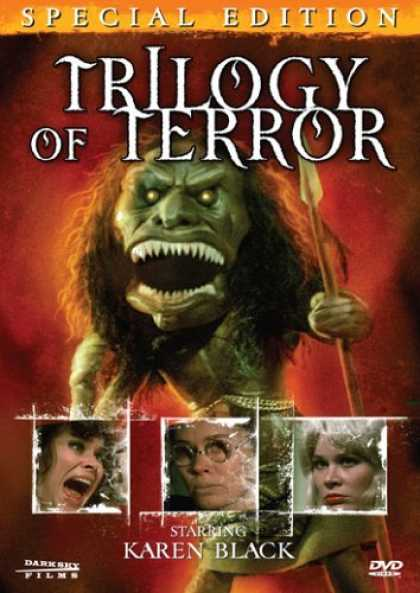 Bestselling Movies (2006) - Trilogy of Terror by Dan Curtis