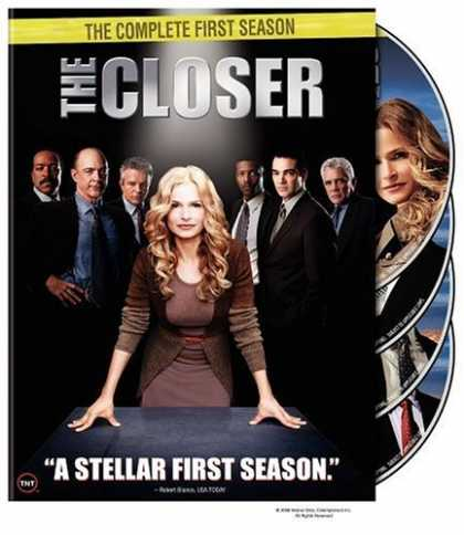 Bestselling Movies (2006) - The Closer - The Complete First Season
