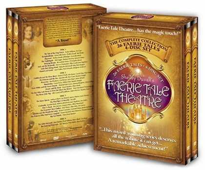 Bestselling Movies (2006) - Shelley Duvall's Faerie Tale Theatre -The Complete Collection Gift Set