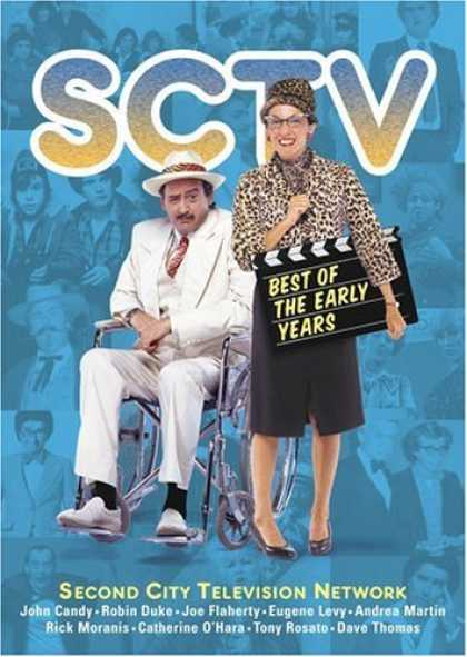 Bestselling Movies (2006) - SCTV - Best Of The Early Years by John Bell (XI)