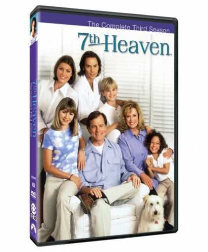 Bestselling Movies (2006) - 7th Heaven - The Complete Third Season by Jessica Biel