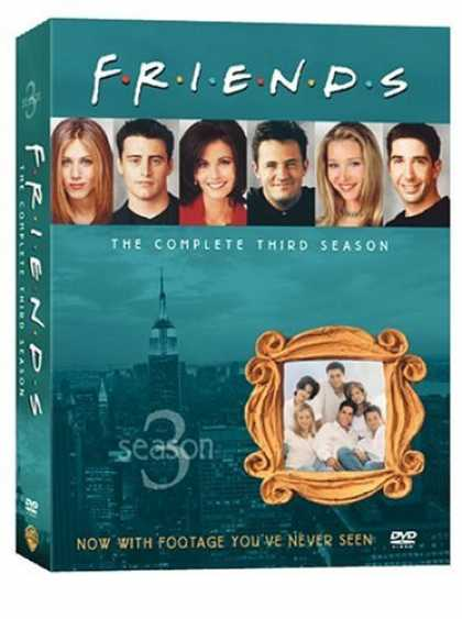 Bestselling Movies (2006) - Friends - The Complete Third Season